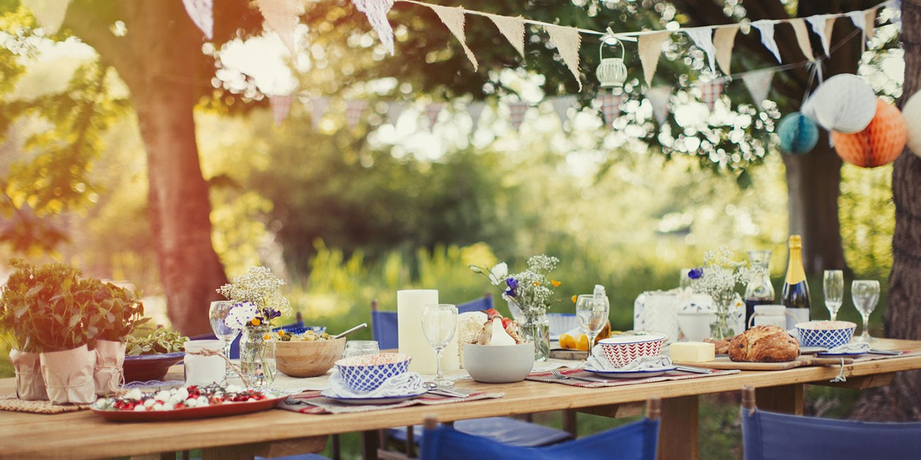 Top 5 Outdoor Party Ideas for this Summer
