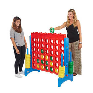 Giant Connect 4 for Hire