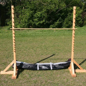 Outdoor Limbo Game for hire