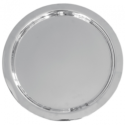 Bar Tray Silver 14in