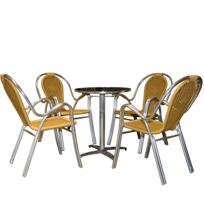 Cafe Bistro Outdoor Chair/Patio Chair