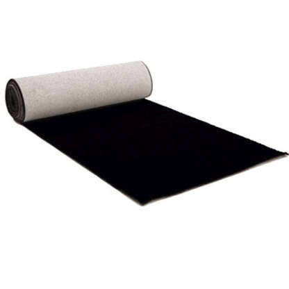Carpet Walkway Charcoal Black 33ft/10m