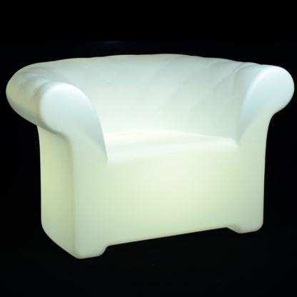 Chesterlight Armchair Illuminated