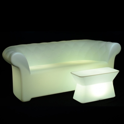 Chesterlight Sofa Illuminated