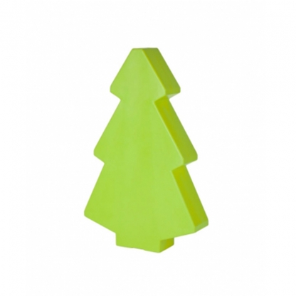 Christmas Tree Illuminated Green 1m