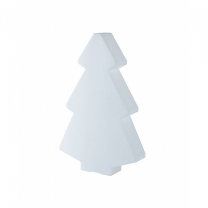 Christmas Tree Illuminated White 1.5m