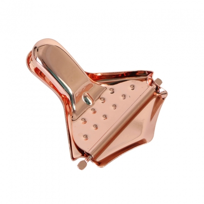 Cocktail Lemon Slice Squeezer Copper