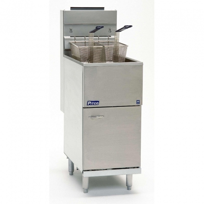 Deep Fat Fryer 2 Basket (Elec.)