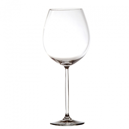 Diva Burgundy Glass 28.4oz