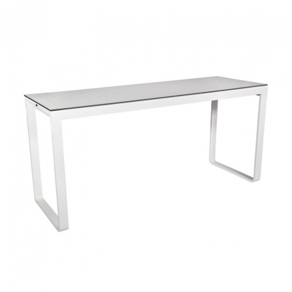 Flow Network Table (Large) White Tabletop