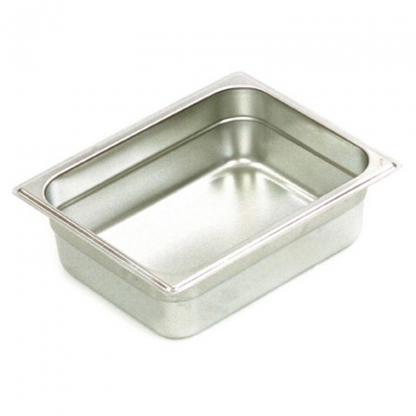 Insert / Gastronorm Pan 2.5in 1/2 Section