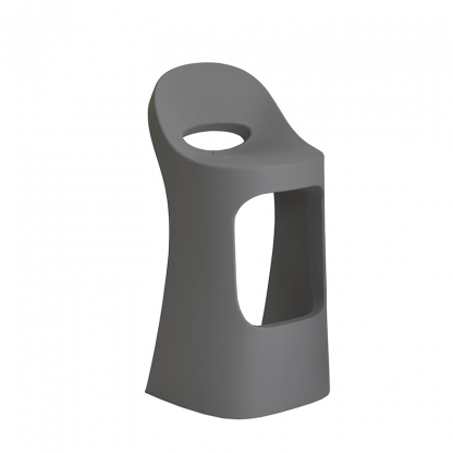 Jet Stool - Dove grey