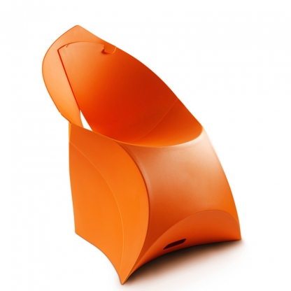 Lux Chair Orange
