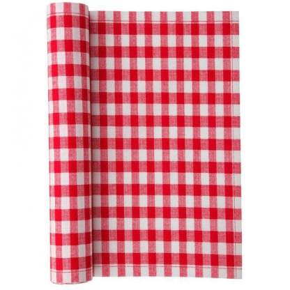 MYdrap Napkin Red Gingham 8in x 8in