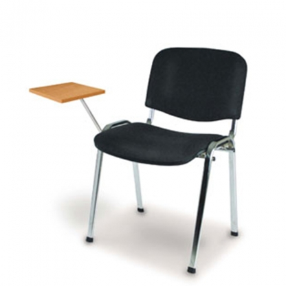 Milano Chair with Lecture Arm