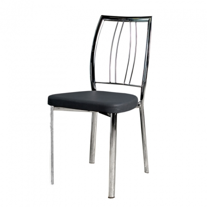 Omega Chair Black