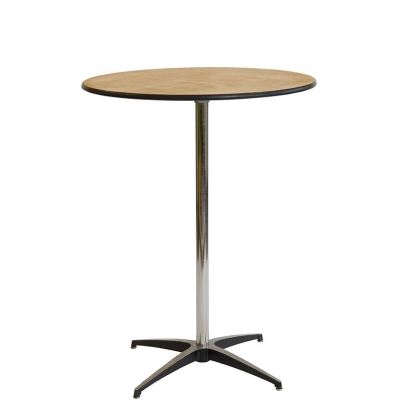 Pod Table Birch Round 30.5in