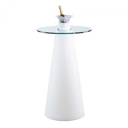 Peak Pod Table Illuminated (Tall)
