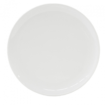 Platter Round White 17in for Hire - Buffetware Hire | Hire All