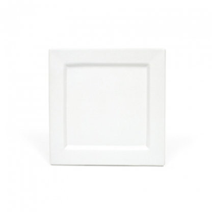 Platter Square White 11in x 11in