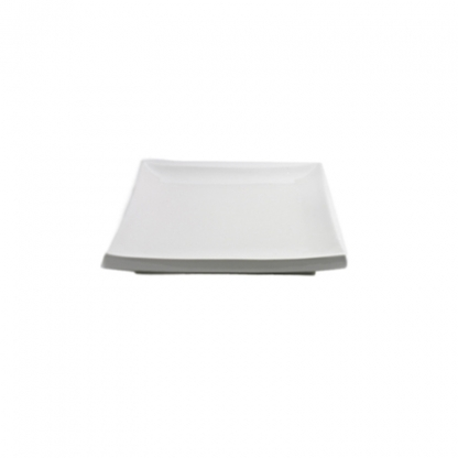 Platter Square White 13.5in x 13.5in