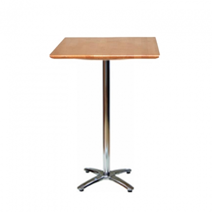 Pod Table Beech Square 27.5in