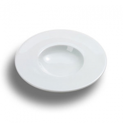 Sampling Bowl White 10in