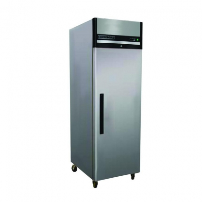 Single Door Freezer Stainless Steel