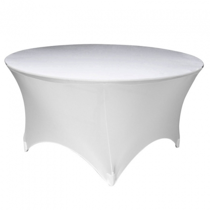 Spandex Round Table Cover 5ft/6ft