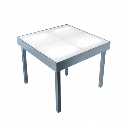 Square Coffee Table Illuminated