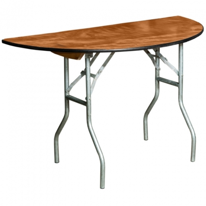 Table for Sale Half Round 5ft