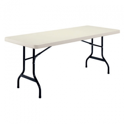 Table for Sale Rectangular Plastic 6ft x 24in