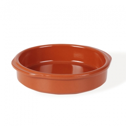 Tapas Bowl Brown 5in