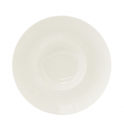 Villeroy and Boch Pasta Plate (Wide Rim)