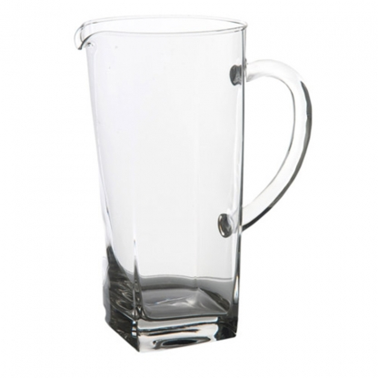Water Jug Square 1 Litre