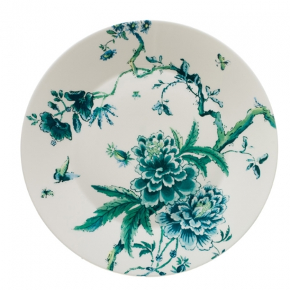 Wedgwood Jasper Conran Peacock Dinner Plate 10.5in