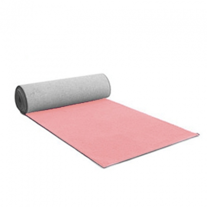 Carpet Walkway Salmon Pink 33ft/10m