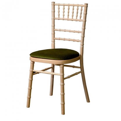 Chiavari Chair Lime Wash Deluxe