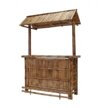 Bamboo Tiki Bar Unit