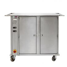 Banquet Cart Low 2 Door