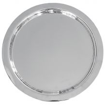 Bar Tray Silver 18in