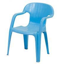 Children's Chair Blue