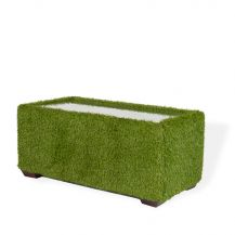 Grass coffee table