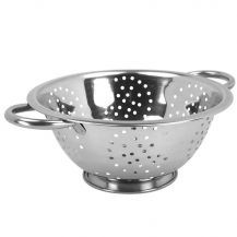 Colander Stainless Steel Large
