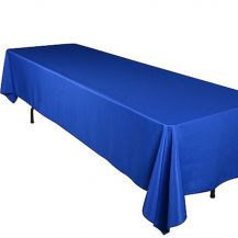 Conference Cloth Blue 120in x 54in
