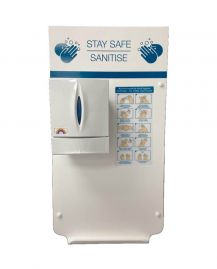 Corian Wall Mounted Sanitiser Unit (A) FOR SALE
