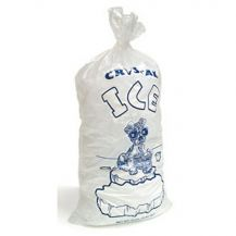 Crushed Ice Bag 20lb/9kg