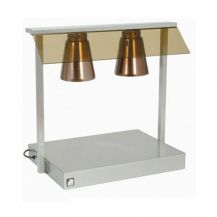 Heated Carvery Unit 2 Lamp