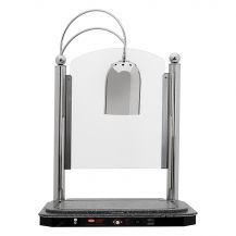 Heated Carvery Unit Chrome 1 Lamp