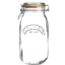 Kilner Cliptop Jar 3 Litre